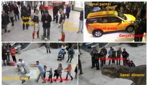 Gerçek Artırılmış Gerçeklik - True Augmented Reality