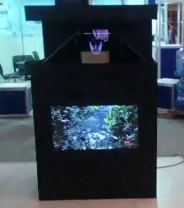 Alfa Group - Pramit Hologram 2012