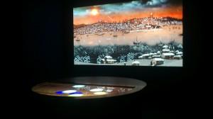 Sakıp Sabancı Müzesi, Atlı Köşk, Kaligrafi Sergisi