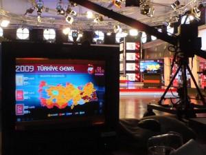 2009 Seçimleri TRT