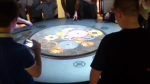 Koç Tofaş Müzesi, Zaman Makineleri Saat sergisi
